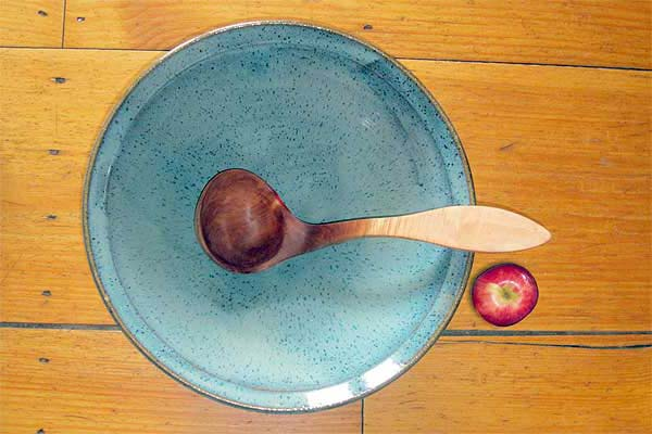 Hand Made Ladle
