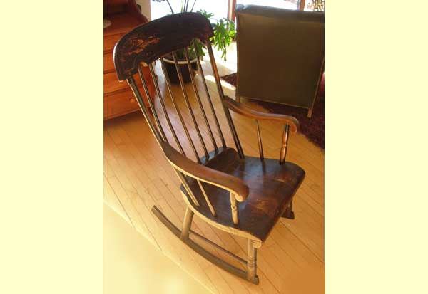 Rocking Chair Restoration